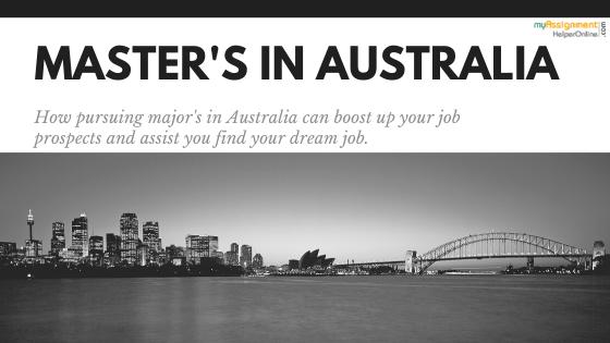 Master's-in-Australia