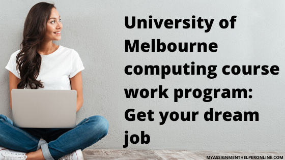 university-of-Melbourne-computing-coursework