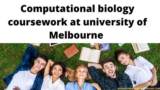 Computational-biology-coursework