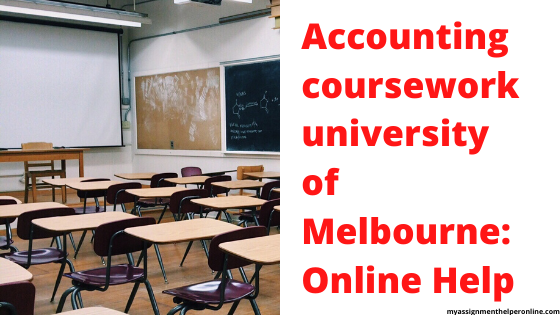 Accounting-coursework-university-of-Melbourne