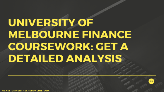 University-of-Melbourne-finance-coursework